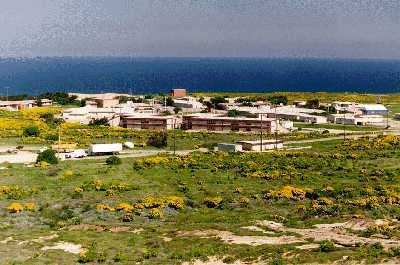 The Base On San Nick